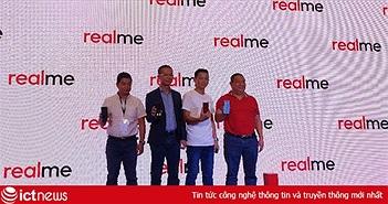 Thương hiệu Realme chính thức vào Việt Nam, giới thiệu 3 smartphone mới