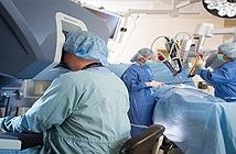 Robot trí tuệ nhân tạo hỗ trợ phẫu thuật