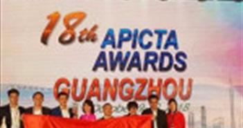 ViettelPay giành chiến thắng tại giải thưởng APICTA 2018
