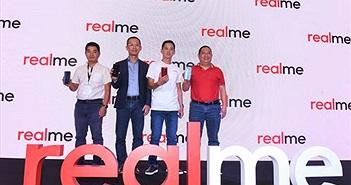 Realme ra mắt thị trường Việt 3 smartphone mới: Realme 2, Realme 2 Pro và Realme C1, giá từ 2,5 triệu