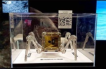 Xe tự hành trên Mặt Trăng đầu tiên của Vương quốc Anh là một robot 4 chân