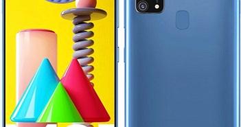 Samsung Galaxy M31 Prime Edition trình làng, RAM 6GB, pin 6.000 mAh, giá chỉ hơn 5 triệu