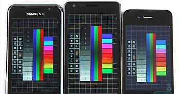 Samsung Galaxy Note 4: Bước tiến lớn của công nghệ AMOLED