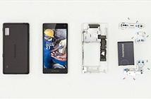 Bốn smartphone xếp hình độc đáo trên thị trường điện thoại