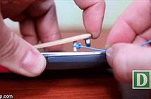 Mẹo hay chế điện thoại thành thiết bị báo động