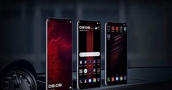 """Những chi tiết """"khủng"""" của điện thoại Huawei Mate 20 RS"""
