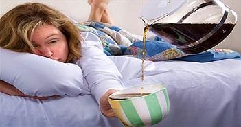 Tại sao bạn bị say khi uống cà phê?