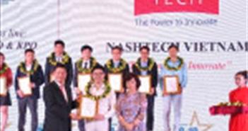 NashTech được vinh dự bầu chọn là công ty công nghệ lớn nhất Việt Nam