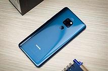 Huawei Mate 20 có thời lượng pin cao nhất so với các smartphone đầu bảng 2018