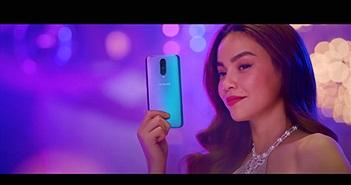 Oppo R17 Pro nổi bật trong video quảng cáo mới, Hồ Ngọc Hà làm đại sứ