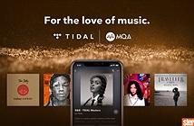 Người dùng TIDAL được tặng thêm hàng triệu bài hát chất lượng cao MQA