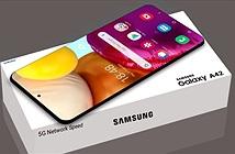 Smartphone 5G rẻ nhất của Samsung lộ diện: Snapdragon 750G, 8GB RAM, pin 5000 mAh