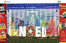 Du lịch nước ngoài mừng Giáng sinh tại Nokia Store