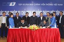Ông Trần Mạnh Hùng nhận nhiệm vụ Chủ tịch Hội đồng Thành viên VNPT
