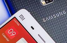 Samsung suy yếu, Xiaomi lọt top 5 hãng smartphone thế giới
