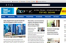 Hơn 1 năm tuổi, DealStreetAsia đã thông báo gọi vốn thành công  chia sẻ