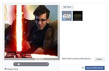 Facebook ăn theo phim Star Wars với avatar mới