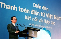 Việt Nam hướng tới giảm thanh toán bằng tiền mặt