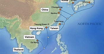 VNPT sẽ đầu tư xây dựng thêm 2 tuyến cáp quang biển mới