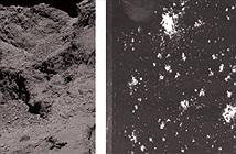 Công bố nhiều thông tin thú vị về sao chổi 67P