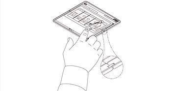 Đây phải chăng là thiết bị notepad Surface bí mật mà Microsoft đang phát triển?