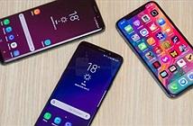 Điểm danh smartphone cao cấp nhất năm 2018