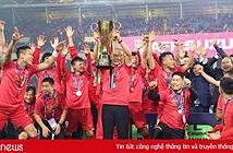 Cách đổi avatar Facebook mừng Việt Nam vô địch AFF Suzuki Cup 2018