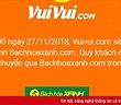 Vuivui.com của Thế Giới Di Động đóng cửa, chuyển thành Bách hoá Xanh