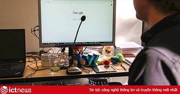 Không thể gõ phím vì bệnh hiểm nghèo, anh kĩ sư Google tự chế phần mềm nhận diện giọng nói, chỉ cần ra lệnh là máy tính tự viết code thay mình