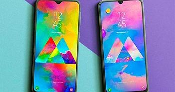 Galaxy M20 và M30 được bản cập nhật One UI 2.0 trên Android 10