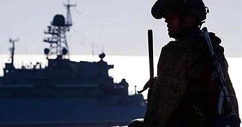 Tàu chiến Mỹ vào Biển Đen, Nga điều ngay tàu tên lửa theo sát