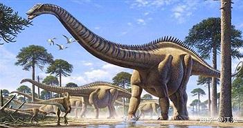 Loài khủng long có lông lâu đời nhất được tìm thấy ở Bắc Mỹ, sống cách đây 150 triệu năm