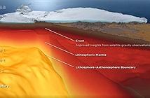 Vệ tinh GOCE tiết lộ cấu trúc bề mặt dưới lớp băng Nam Cực
