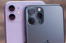 Doanh số iPhone tại Trung Quốc sụt giảm thê thảm