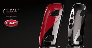 Bugatti Royale, đôi loa dành cho tỉ phú, chế tác bởi TIDAL Audio và hãng siêu xe Bugatti