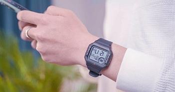 Đánh giá Huami Amazfit Neo: smartwatch giống Casio huyền thoại, pin cả tháng