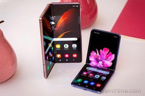Samsung sẽ phát hành 4 smartphone màn hình gập năm 2021