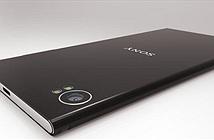 Ngắm mẫu điện thoại Sony Xperia Curve đầy quyến rũ