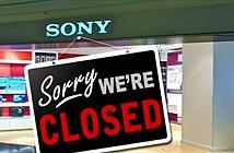 Sony đóng cửa hàng loạt cửa hàng trong 2 tháng tới