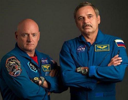 Sống một năm trên trạm không gian
