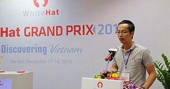 Tường thuật trực tuyến vòng chung kết WhiteHat Grand Prix 2016