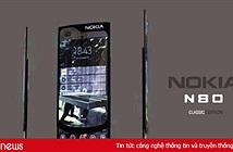 """Huyền thoại Nokia N80 sẽ được """"hồi sinh"""" trong năm 2018?"""