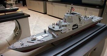 Lộ diện tàu hộ vệ tên lửa mới của Hải quân Mỹ