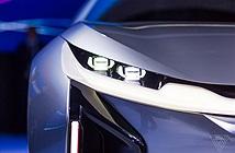 Cận cảnh siêu xe điện Enverge ấn tượng của hãng xe hơi Trung Quốc GAC