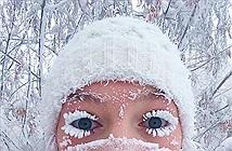Nhiệt kế … cũng đóng băng tại ngôi làng lạnh nhất thế giới