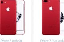 Apple giảm giá mạnh loạt iPhone 7/7 Plus dịp giáp Tết