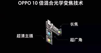 Oppo phô diễn một loạt công nghệ tiên tiến khiến đối thủ thèm muốn