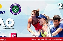 VTVcab sở hữu 3 giải quần vợt lớn nhất thế giới Australian Open, Wimbledon, US Open