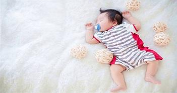 Tiếng ồn trắng là gì? Ru con ngủ bằng tiếng ồn trắng có ưu điểm gì?
