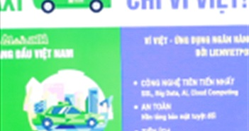 """LienvietPostBank bắt tay Mai Linh cung cấp dịch vụ """"đi taxi chi ví Việt"""""""